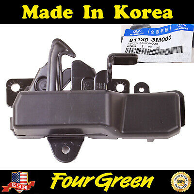 811303M000 GENUINE Hood Latch For Hyundai GENESIS SEDAN 2009-2012 OEM NEW