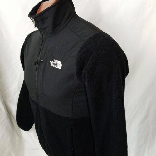 North Face Polartec Denali Women's Genbrugsfarve S The Små Sort Jacket Størrelse OqxSUq4