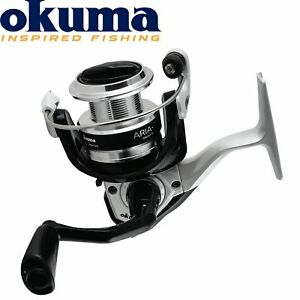 Okuma-Aria-30a-Stationaerrolle-Angelrolle-fuer-Barsch-amp-Forelle-Forellenrolle