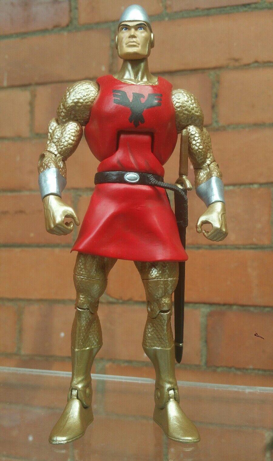 DC Universe Classics 6 inch scale Shining Knight Custom figure Mattel DCUC