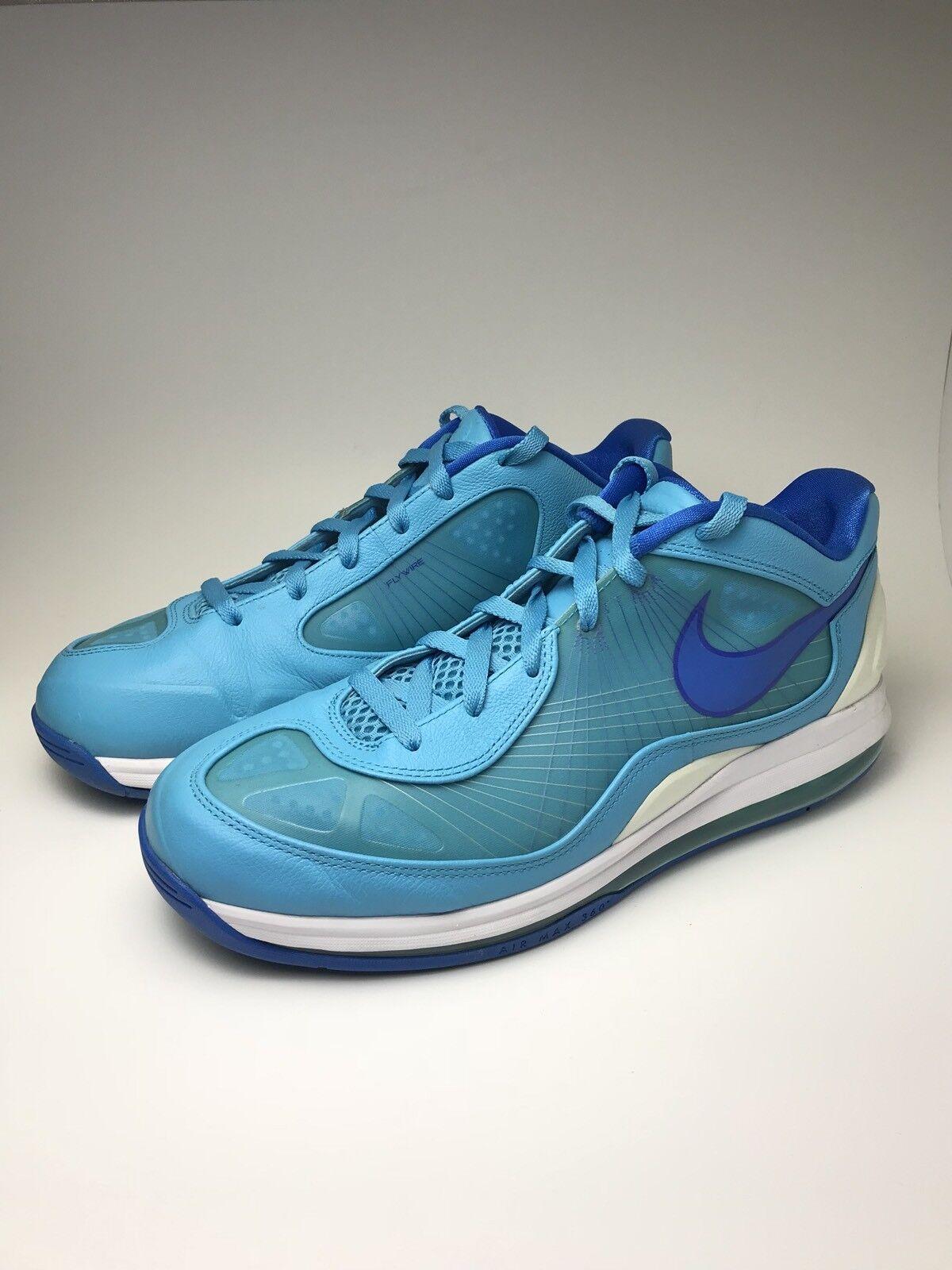 Nike Air Max 360  BB Low Chlorine Blue Size 11