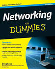 Networking For Dummies by Doug Lowe (Paperback, 2009)