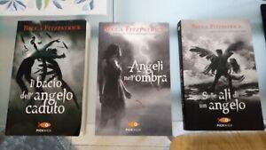 Il bacio dell'angelo caduto. Primi tre libri - Fitzpatrick Becca