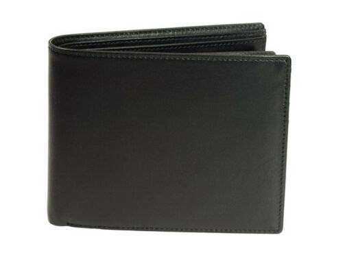 porte-monnaie RFID /& cardsafe Calf Portefeuille Esquire Premium 2244-45 noir