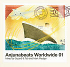 Anjunabeats Worldwide 01 by Super 8 & Tab/Mark Pledger (Dance) (CD, Jan-2007, 2 Discs, Anjunabeats (label))