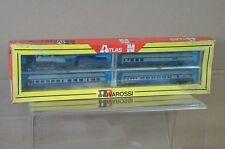 RIVAROSSI ATLAS 2001 THE CAPITOL LTD COMPLETE TRAIN B&O 4-6-2 PRESIDENT POLK mz