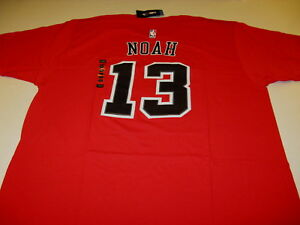 JOAKIM-NOAH-Chicago-Bulls-13-Adidas-NBA-Basketball-JERSEY-T-Shirt-New-NWT-XXL-2X