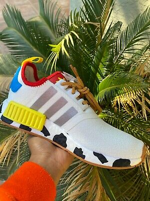 Adidas NMD R1 Toy Story Shoes Youth Size 5.5 / 7 Women BRAND NEW! | eBay