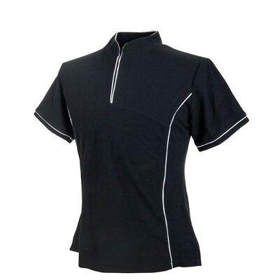 Back On Track T-shirt, Slim-fit-nero-