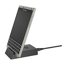 OEM Blackberry Charging Desktop USB 2. Sync Pod Dock For Passport Silver Edition