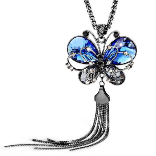Mode Frauen Kette Pullover Halskette Anhänger Valentinstag Schmuck