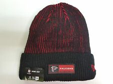 Atlanta Falcons New Era Knit Hat On Field Tech Beanie FLEECE LINED Cap 2016