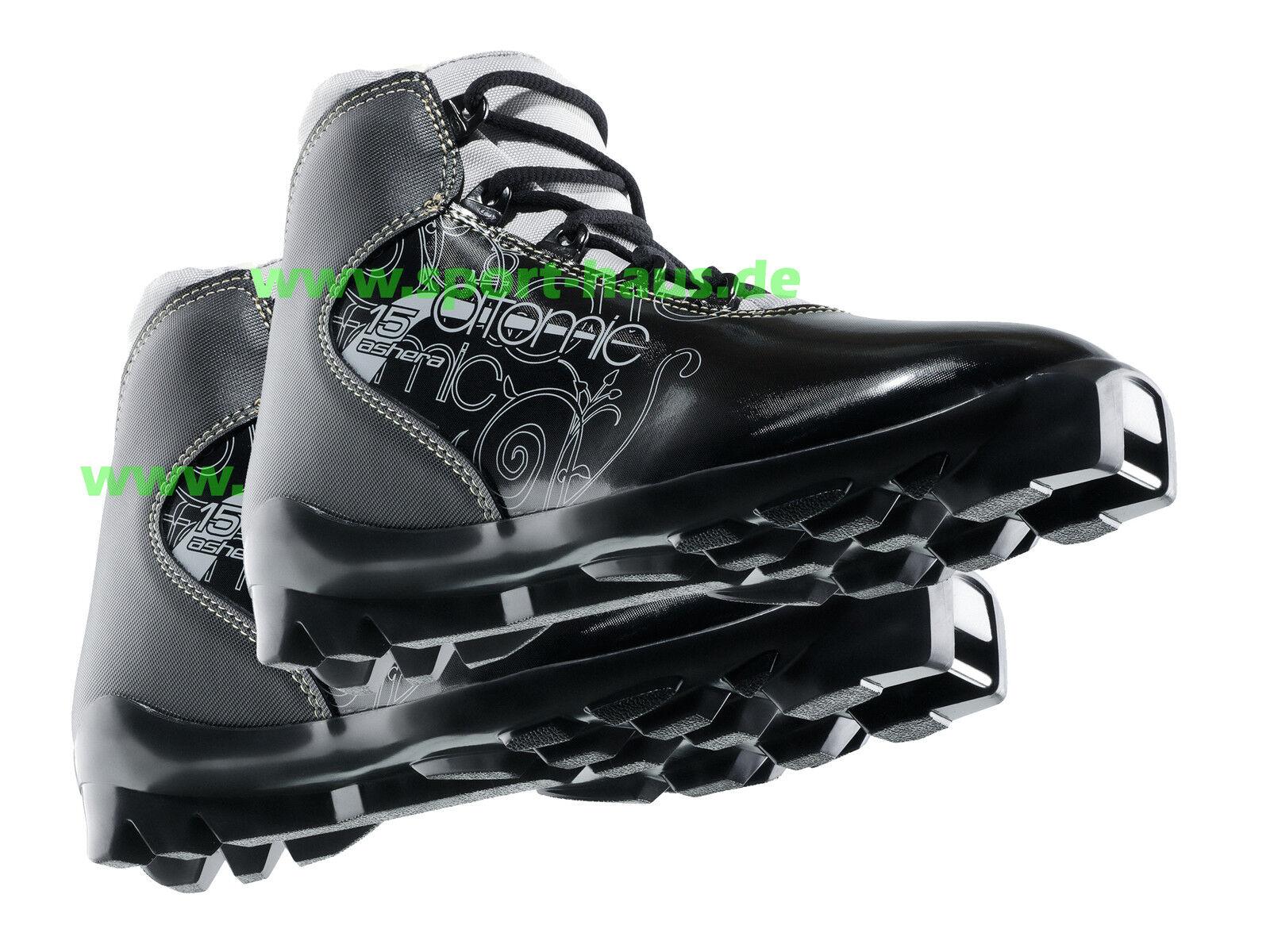 Atomic Ashera 15 - Gr.  3,5 - Nordic Langlauf Schuh mit SNS Sohle - Klassiker -