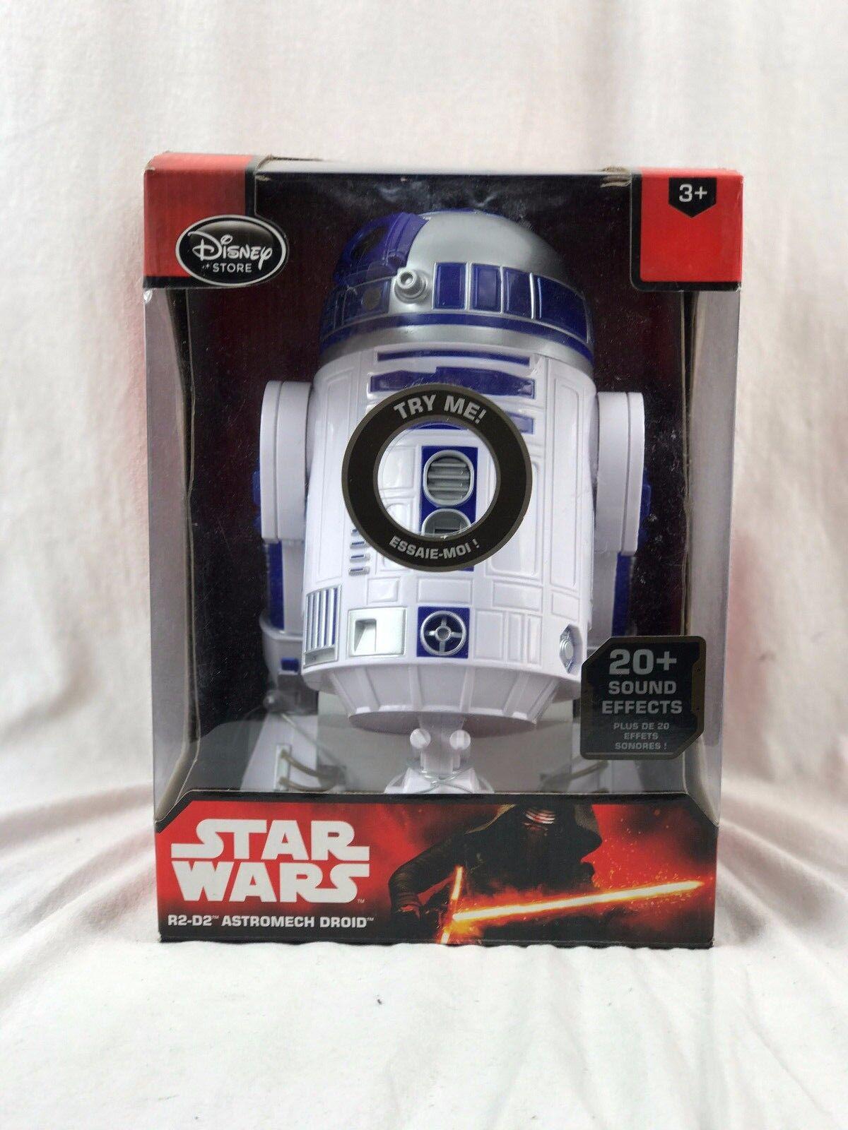 Nouveau R2-D2  stars wars droid  marque