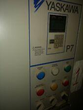 Yaskawa Cimr F7u4075 125 Hp F7 Drive Input Ac3ph 380 480v Vfd