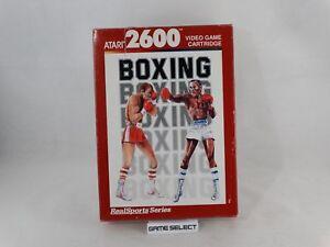 BOXING-BOXE-BOX-ATARI-2600-VCS-e-7800-PAL-EU-EUR-ITA-ITALIANO-COMPLETO