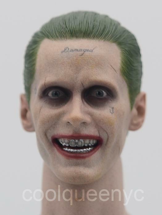 Hot Toys 1 6 Scale MMS382 Suicide Squad The Joker - Head Sculpt