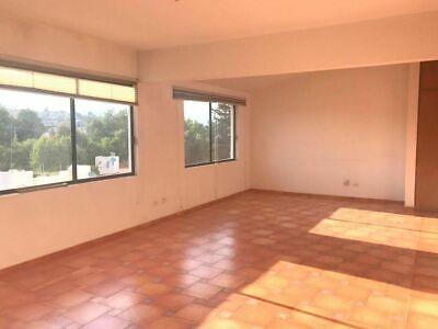 Departamento PH de 2 niveles y terraza, Cuajimalpa, CDMX