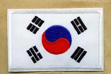 Aufnäher Patch Korea Südkorea TAEKWONDO TKD
