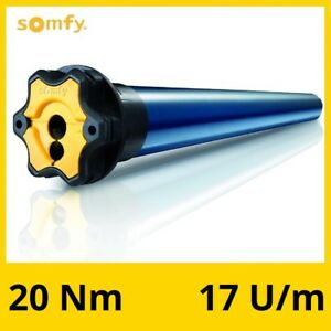 s024 somfy rollladen oximo 50 rts 20 17 rolladenmotor. Black Bedroom Furniture Sets. Home Design Ideas