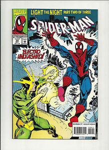 Spiderman  #39  NM