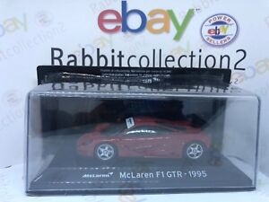 DIE-CAST-034-McLAREN-F1-GTR-1995-034-SUPER-CAR-SCALA-1-43