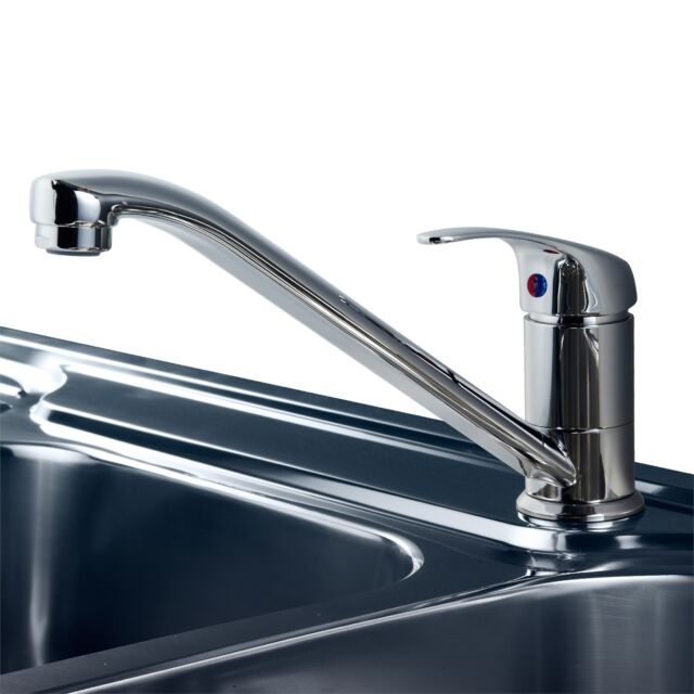 Stylus VERDI SINK MIXER WELS 4-Star 7.5L/Min, Swivel Spout CHROME *Aust Brand