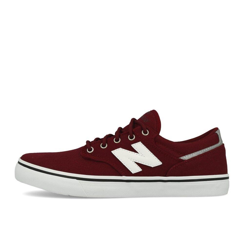 New Balance AM 331 D BRG Burgundy Schuhe Sneaker Weinrot Weiß