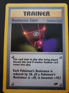 Carte-Pokemon-Resistance-Gym-Rare-109-132-Gym-Challenge