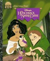 Disney's the Hunchback of Notre Dame (Little Golden Book)