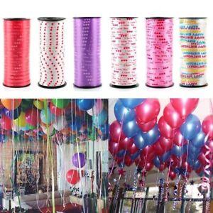 100-Yards-Satin-Ribbon-Curling-Ribbon-Roll-Wedding-Birthday-Party-Decoration