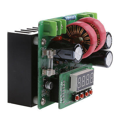 400W 10A Digital-Controlled Constant Voltage Current DC Boost Converter