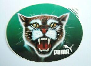 Promotional Stickers Puma Logo Sportswear Foot Ball Fauchender Puma