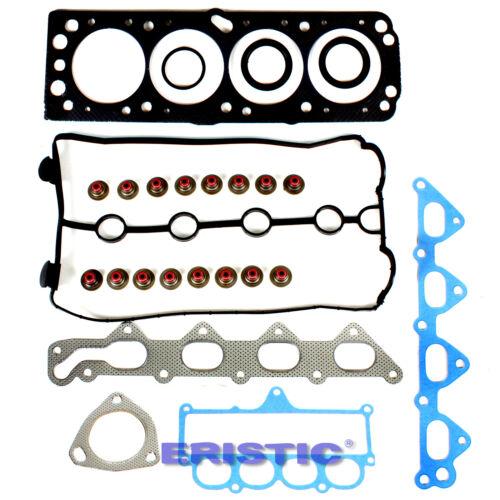 99-02 Daewoo Lanos 1.6L Cylinder Head Gasket Set A16 DONC Engine New Parts