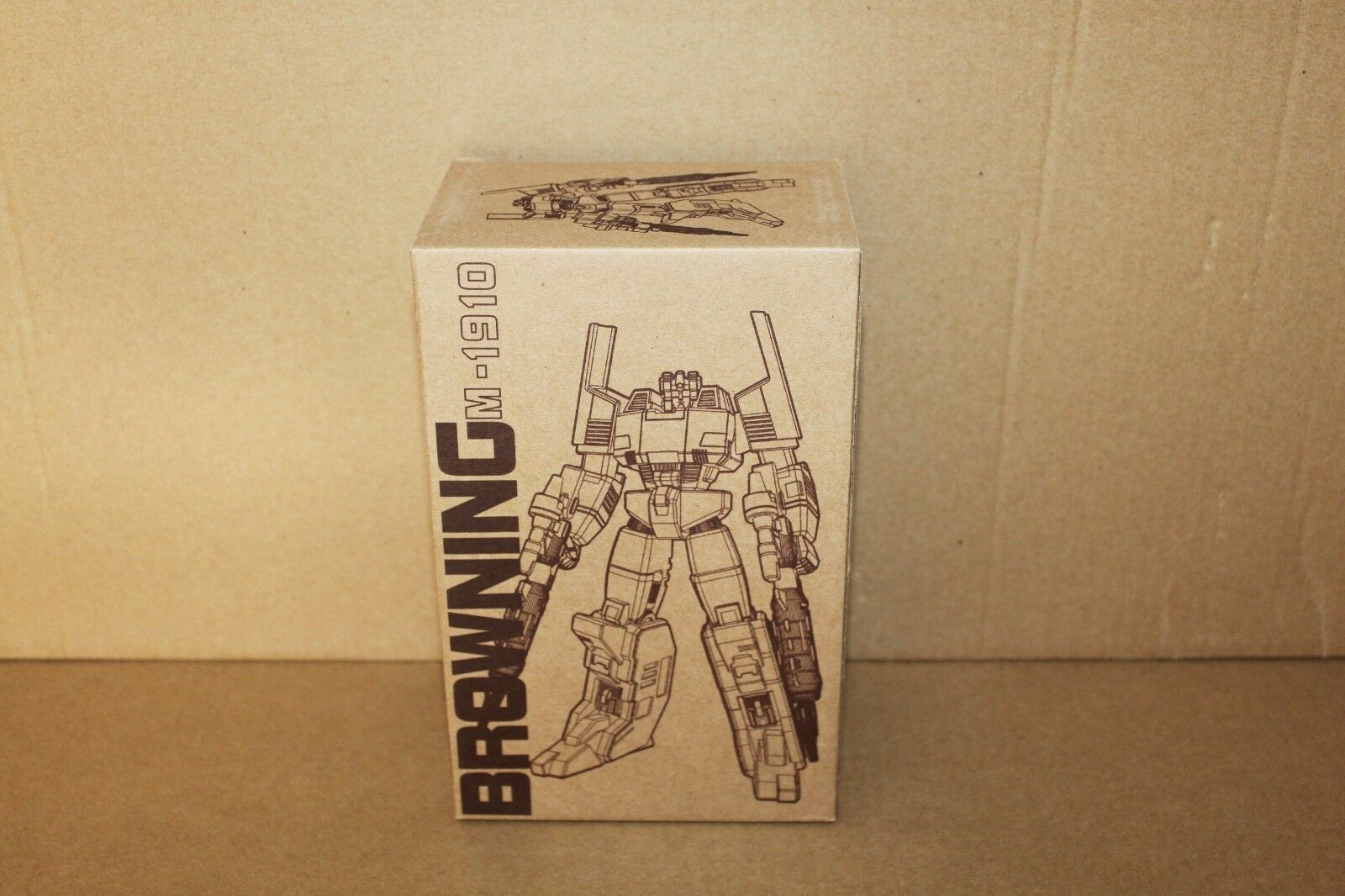 Transformers G1 Reissue M-1910 Browning