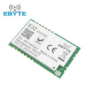 LoRa-SX1278-433mhz-SMD-IPX-Transceiver-E32-433T30S-1W-Long-Range-Wireless-Module