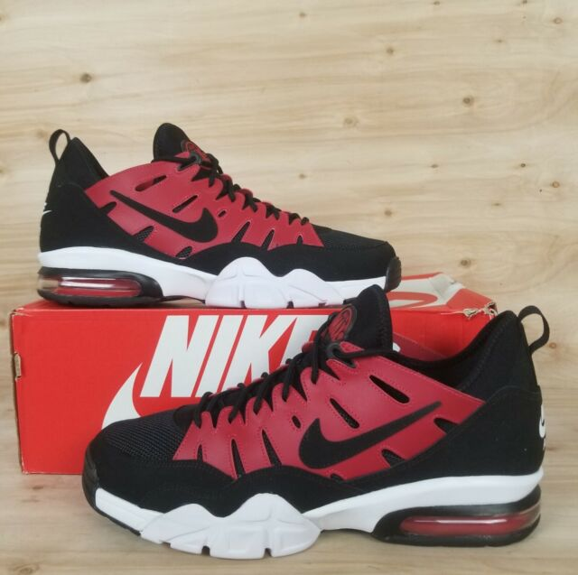 35f594c5dc061 NIKE AIR TRAINER MAX '94 LOW [880995 600] GYM RED/BLACK/WHITE MEN'S SZ:12,13