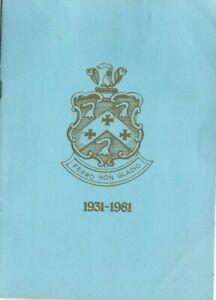 History Of Uk Montague Guest Lodge No 1900 1981 Lot 141 Ebay