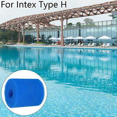 Riutilizzabile Lavabile Filtro Piscina Spugna Cartuccia Per Intex Tipo A