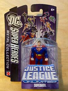 DC Super Heroes Justice League Unlimited VIGILANTE Action Figure old Lost color