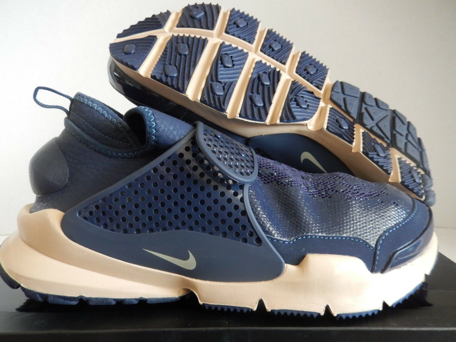 NIKE SOCK DART MID SI NIKELAB X STONE ISLAND OBSIDIAN BLUE Price reduction The latest discount shoes for men and women