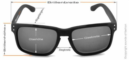 Sonnenbrille Rechteckig Transparent Blau Silber Verspiegelt Flat Top Unisex ML