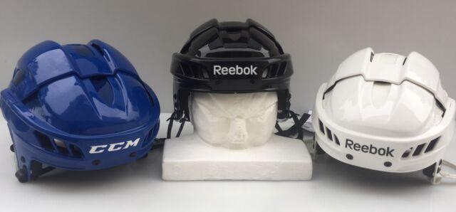 New Reebok 11K VN Olympics Pro Stock//Return medium ice hockey helmet royal blue