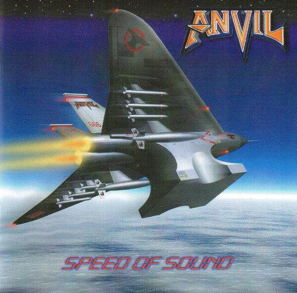ANVIL - Speed of Sound - CD - Neu