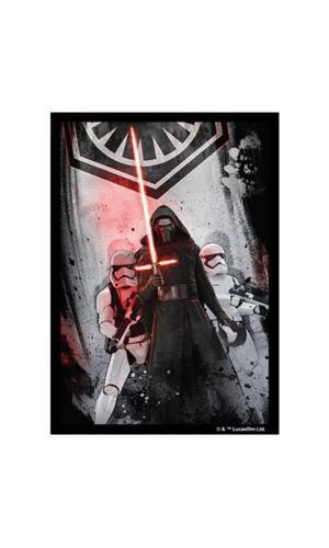 Star Wars the Force Awakens Fantasy Flight SWS28 First Order Art Sleeve