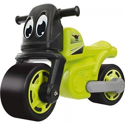 Spielzeug Big Racing Bike Motorrad Laufrad Kinderfahrzeug Rutscher Grün/schwarz
