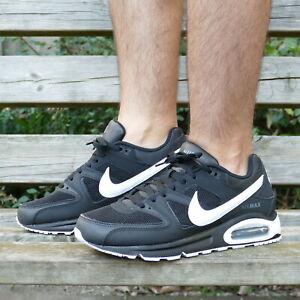 Details zu Nike Air Max Command Schuhe Sneaker Herren 629993 032 Schwarz
