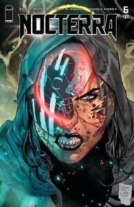 Nocterra #6 Comic Book 2021 - Image
