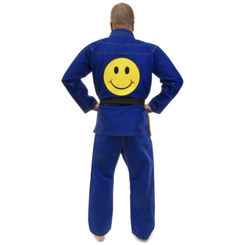 BJJ Kimono and Pants KO Sports Gear/'s Happy Face Gi CLOSEOUT