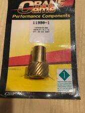 "Chevy SBC 350 BBC 454 Bronze 0.491/"" Shaft Distributor Gear"